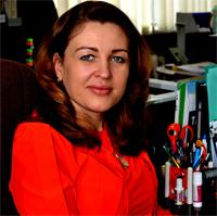 Руднева Алёна Сергеевна, главный специалист по кадрам