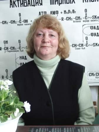 Дементьева Тамара Александровна