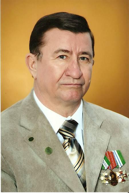 Захаров Николай Борисович