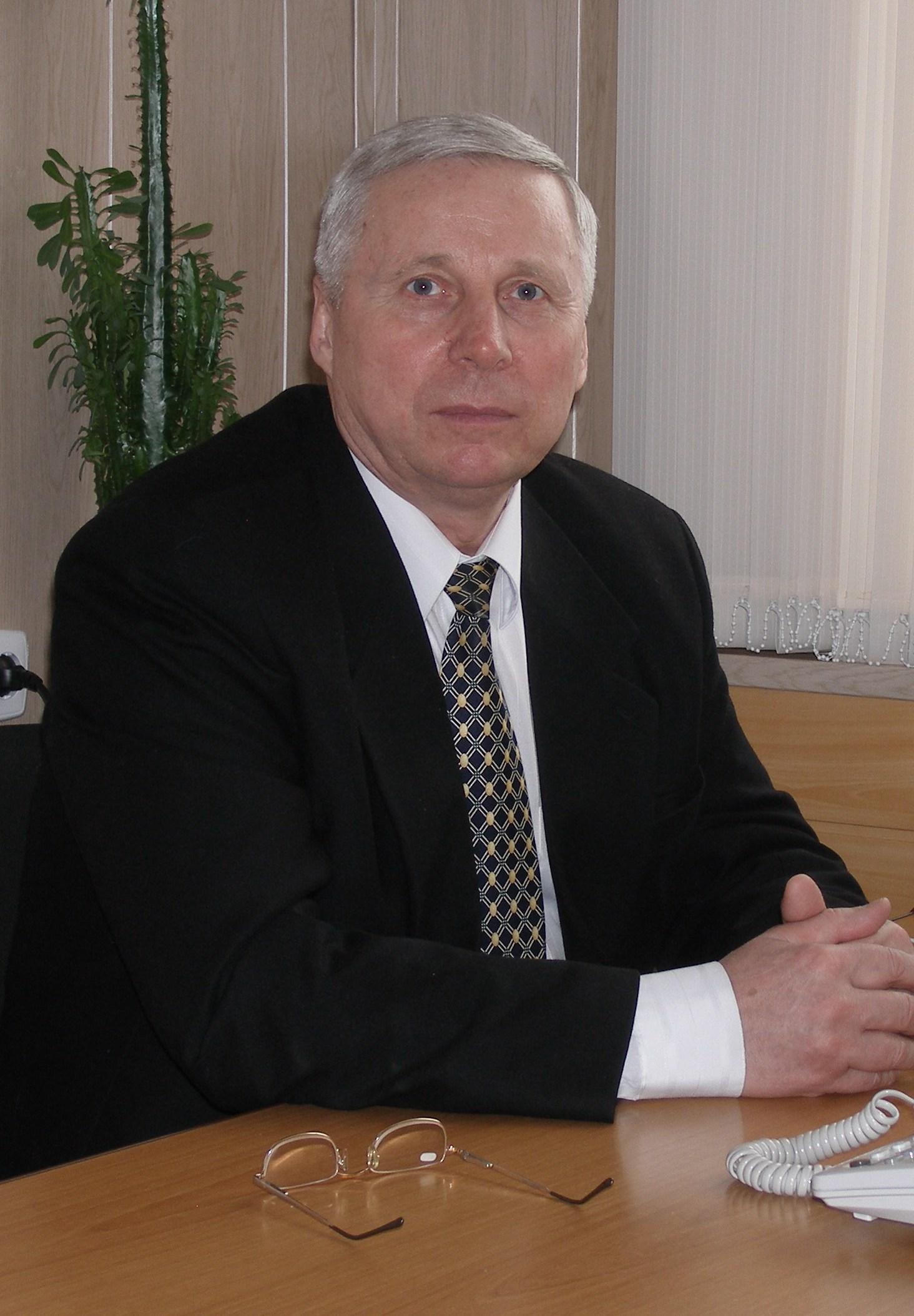 Крохта Геннадий Михаилович