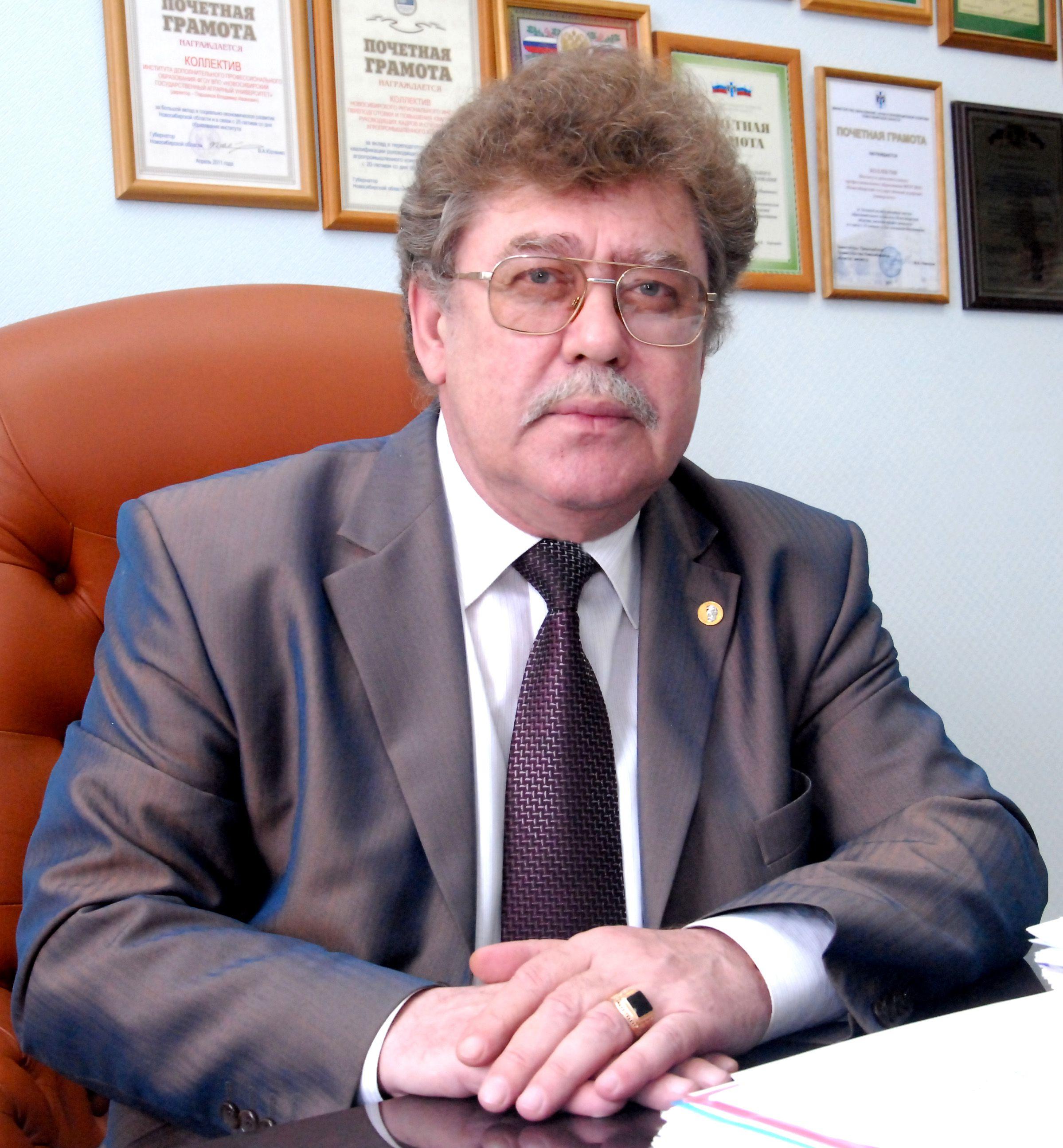 Проректор-директор ИДПО