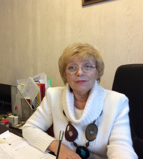 Шефель Валентина Гавриловна