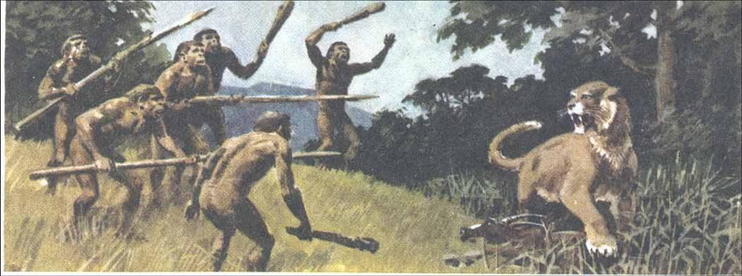 история фото охоты