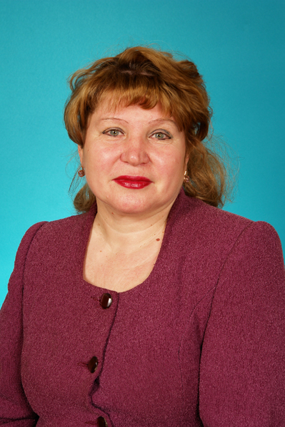 Кривощёкова Наталья Михайловна