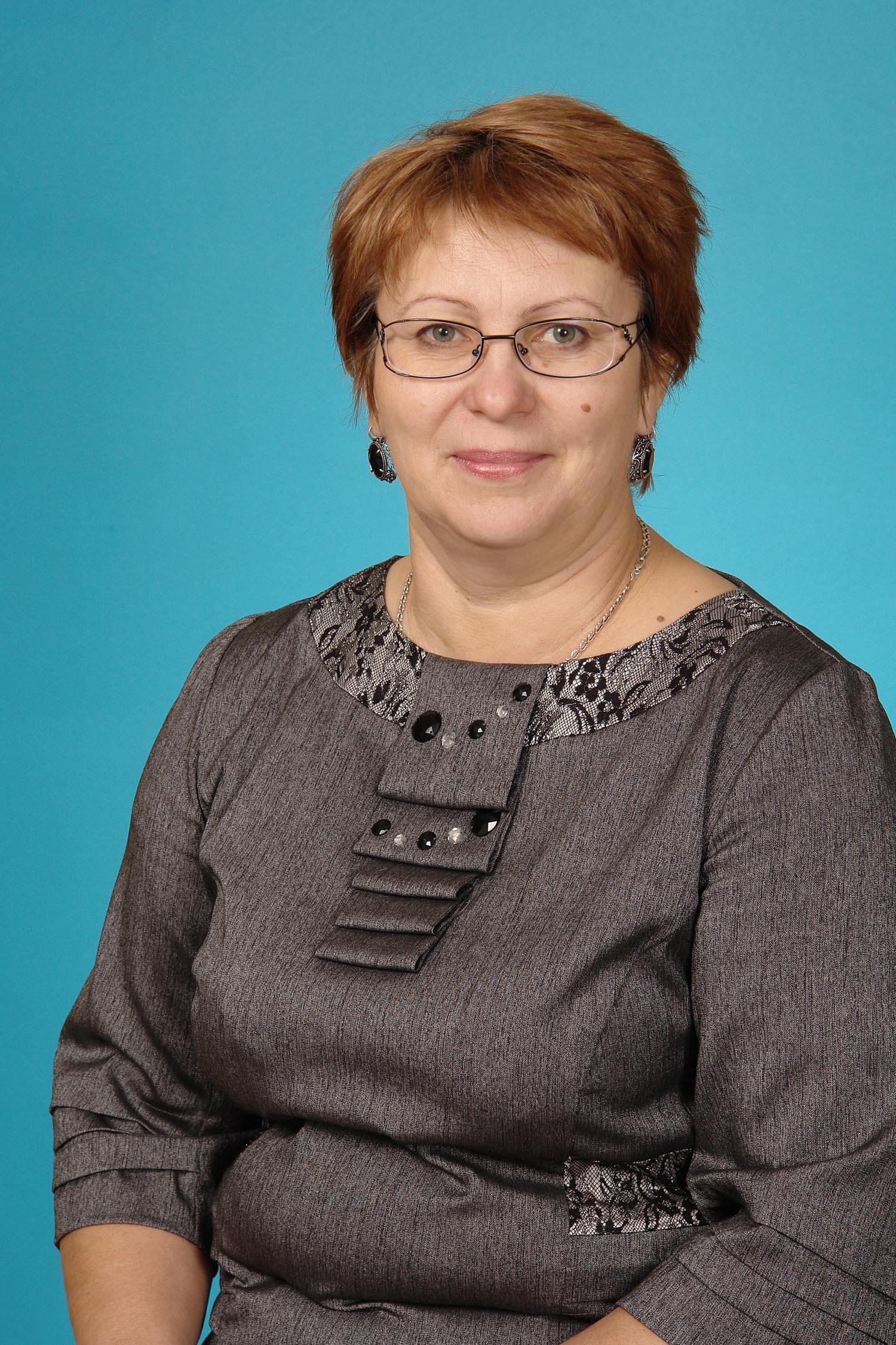 Сошнина Ольга Леонидовна