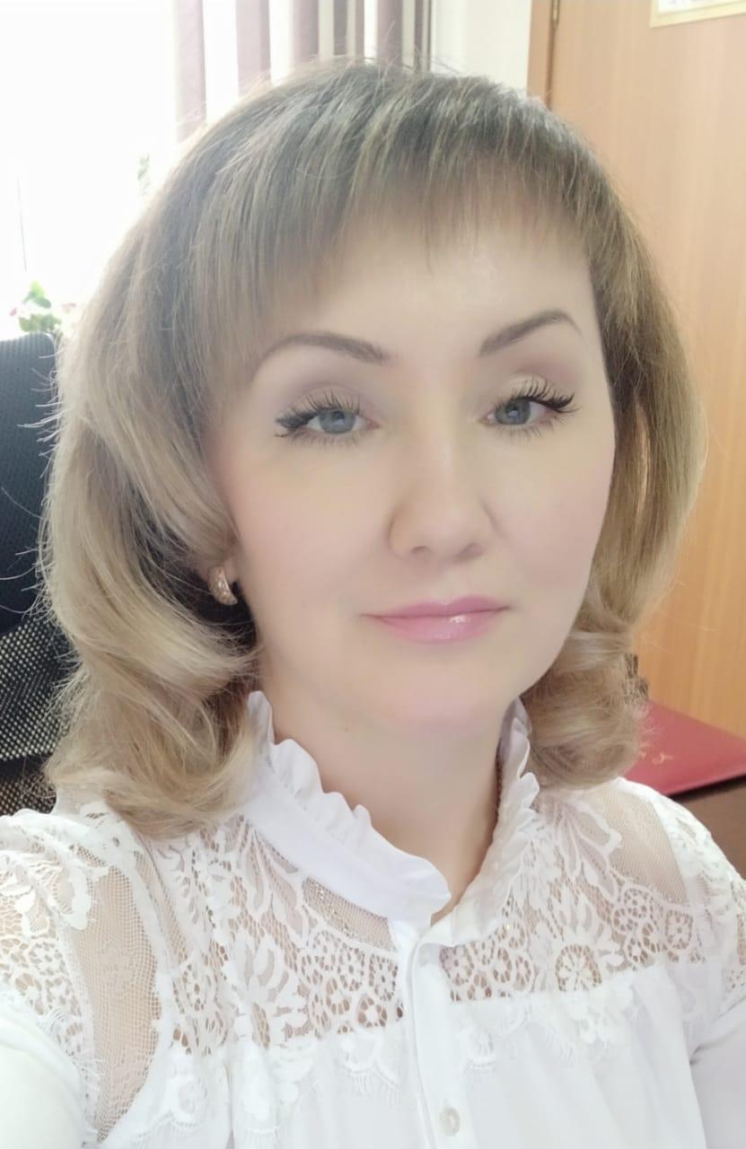 Пырх Наталья Александровна
