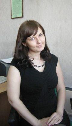Унжакова Анастасия Викторовна