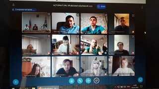 Встреча с будущими аспирантами