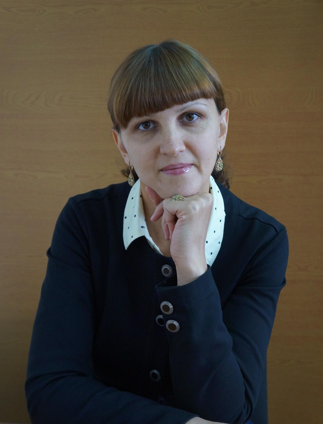 Агафонова Ольга Витальевна