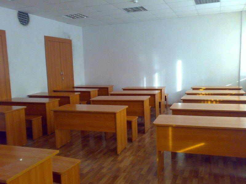 Аудитория юридического факультета