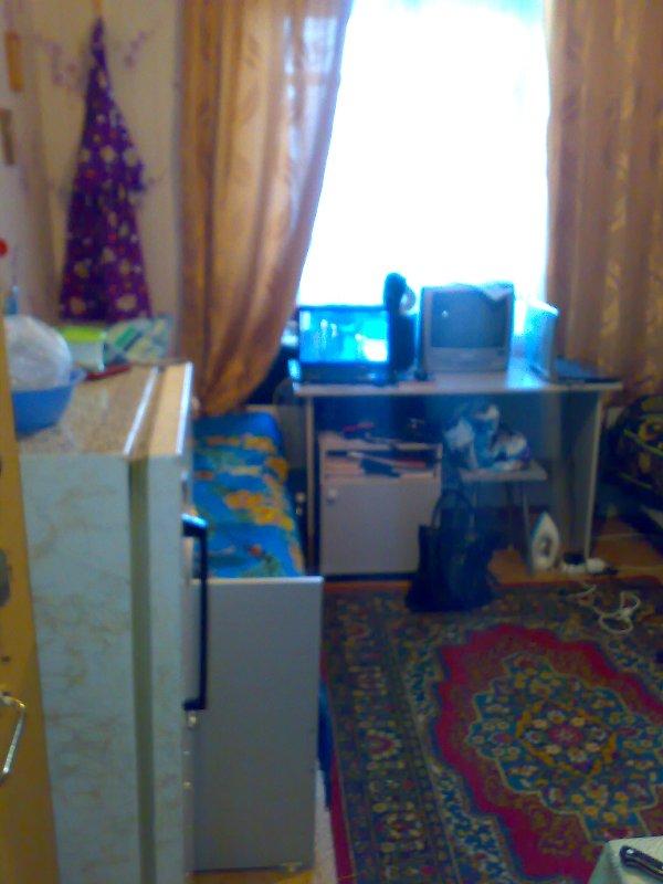 Комната общежития №8