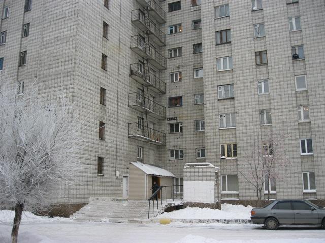 Общежитие №8